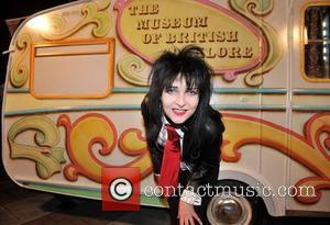 Siouxsie Sioux Folklore Fete - The English Folk Dance And Song Society hosts reception in the Cecil Sharp House to...