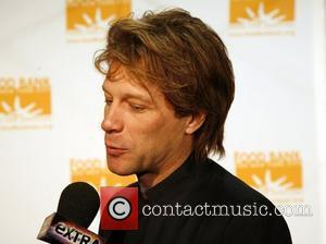 Bon Jovi: 'I'm Scared Of My Wife'