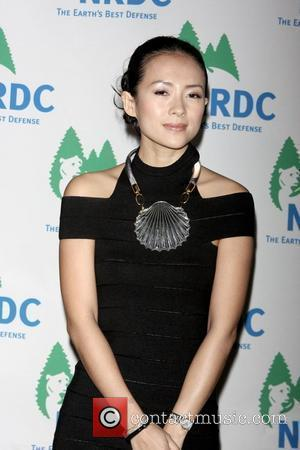 Ziyi Zhang Natural Resources Defense Council's 11th Annual `Forces For Nature' Benefit at 583 Park Avenue - Arrivals New York...