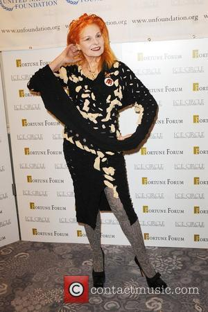 Vivienne Westwood The 3rd Fortune Forum Summit at the Dorchester Hotel - Arrivals London, England - 03.03.09