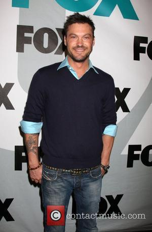 Brian Austin Green  Fox TV Winter All Star Party at MyHouse - Arrivals Los Angeles, California - 13.01.09