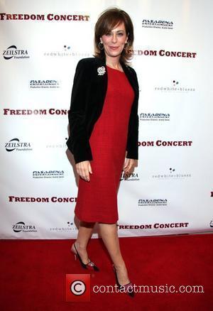 Jane Kaczmarek Freedom Concert at the Pasadena Convention Center Pasadena, California - 04.04.09