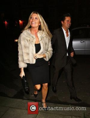 Tina Hobley and Oliver Wheeler