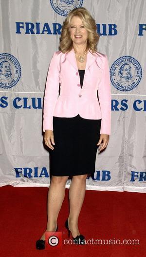 Mary Hart  The Friar's Club Roast of Matt Lauer at the New York Hilton - Arrivals New York City,...