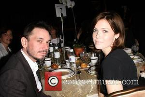Adam Goldstein and Mandy Moore
