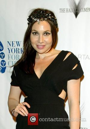 Fabiola Beracasa The friends of New York for Children host the 6th Annual Spring dinner Dance at Time Warner centre...
