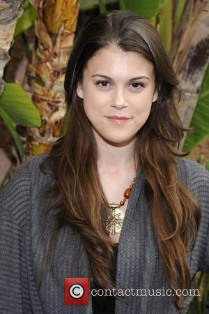 Lindsey Shaw Star Studded Families Matter Benefit and Celebration Gala supporting Friends of the Family Programs held at the Beverly...