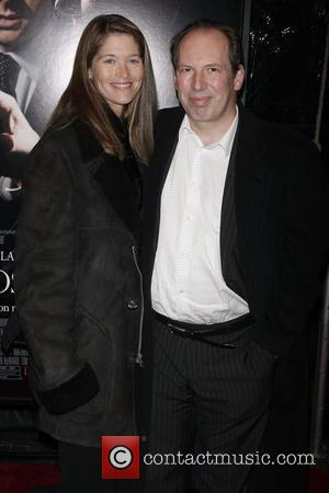 Hans Zimmer, Wife Premiere of 'Frost/Nixon' at the Ziegfeld Theatre New York City, USA - 17.11.08