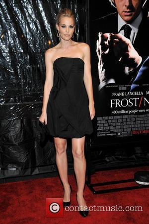Leslie Bibb at the premiere of 'Frost/Nixon' at the Ziegfeld Theatre New York City, USA - 17.11.08