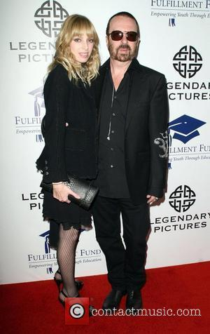Dave Stewart and Anoushka Fisz Fulfillment Fund's STARS 2008 Benefit Gala held at The Beverly Hilton - Arrivals Los Angeles,...