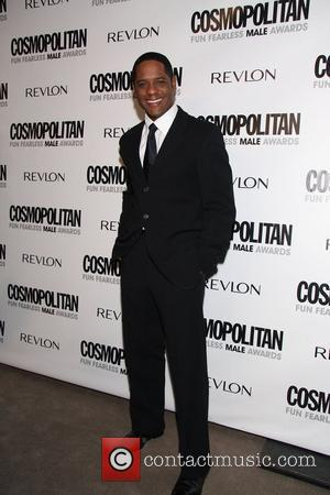 Blair Underwood Cosmopolitan Honors Its Fun Fearless Males of 2009 at the SLS Hotel Beverly Hills, California - 02.03.09