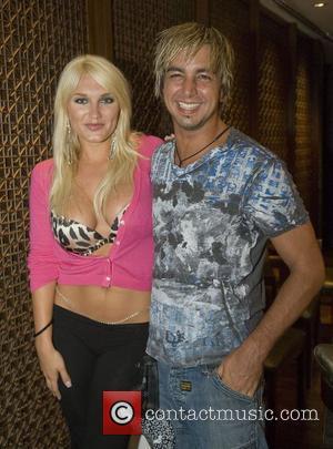 Brooke Hogan and Glenn Douglas Packard