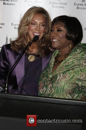 Denise Rich and Patti Labelle