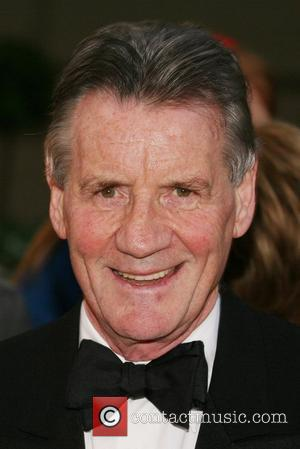 Michael Palin Galaxy British Book Awards held at the Grosvenor House Hotel - Arrivals London, England - 03.04.09