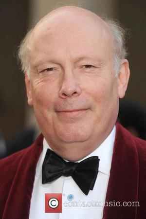 Julian Fellowes Galaxy British Book Awards held at the Grosvenor House Hotel - Arrivals London, England - 03.04.09