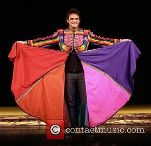 Gareth Gates is announced as the new lead in 'Joseph' at the Adelphi Theatre London, England - 26.11.08