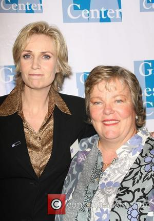 Jane Lynch and Lorie Jean