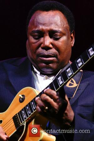 George Benson performs as part of his 'An Unforgettable Tribute to Nat King Cole' tour at Hard Rock Live Hollywood,...