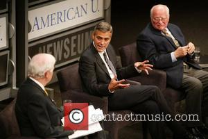Nick Clooney and George Clooney