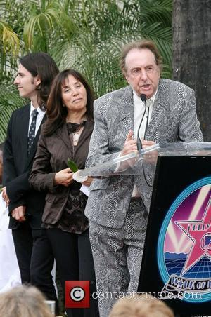 Dhani Harrison, Olivia Harrison and Eric Idle  Beatle George Harrison posthumously honored with star on the Hollywood Walk of...