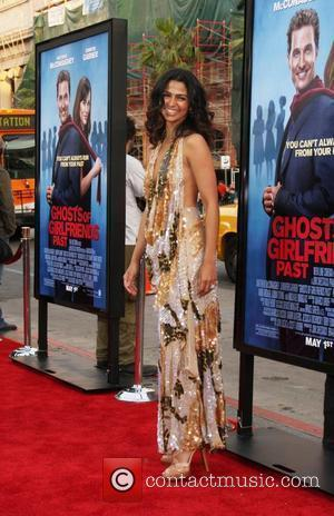 Camila Alves arriving at the Ghost of Girlfriends Past Premiere at Grauman's Chinese Theater in  Los Angeles, California -...