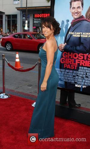 Lacey Chabert arriving at the Ghost of Girlfriends Past Premiere at Grauman's Chinese Theater in  Los Angeles, California -...