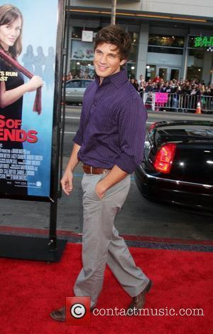 Matt Lanter  arriving at the Ghost of Girlfriends Past Premiere at Grauman's Chinese Theater in  Los Angeles, California...