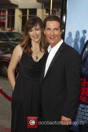 Jennifer Garner and Matthew Mcconaughey