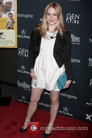 Leven Rambin Premiere of 'Gigantic' during the 14th annual Gen Art Film Festival presented by Acura at the Visual Arts...