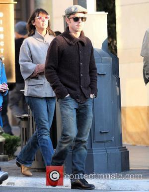 Giovanni Ribisi  out and about shopping in Hollywood. Los Angeles, California, USA - 04.01.09
