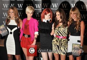 Kimberly Walsh, Nadine Coyle, Nicola Roberts and Sarah Harding