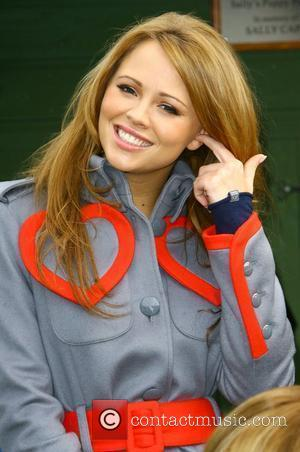 Kimberley Walsh and Girls Aloud