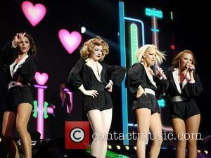 Cheryl Cole, Girls Aloud, Kimberley Walsh, Nicola Roberts and Sarah Harding