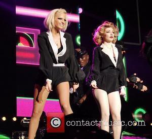 Sarah Harding, Girls Aloud and Nicola Roberts