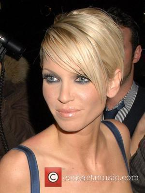 Sarah Harding and Girls Aloud