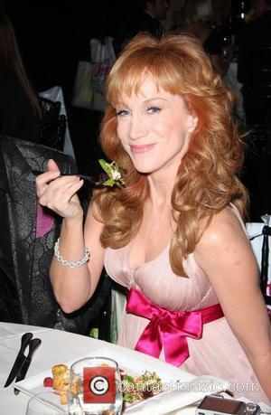 Kathy Griffin 20th Annual GLAAD Media Awards - Dinner held at the Nokia Theater Los Angeles, California - 18.04.09