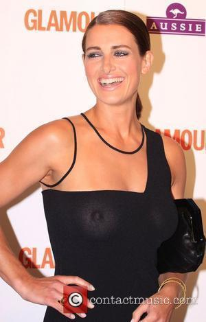 Kirsty Gallacher The Glamour Awards 2009 held at Berkeley Square Gardens London, England - 02.06.09