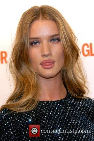 Rosie Huntington-Whiteley The Glamour Awards 2009 held at Berkeley Square Gardens London, England - 02.06.09