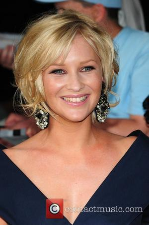 Joanna Page   The Glamour Awards 2009 held at Berkeley Square Gardens - Outside Arrivals  London, England -...