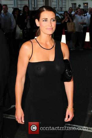 Kirsty Gallacher The Glamour Awards 2009 held at Berkeley Square Gardens - Outside Arrivals London, England - 02.06.09