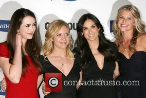 Madeline Zima, Brittany Snow and Demi Moore