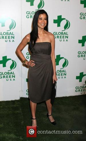 Lisa Ling Global Green USA's 6th Annual Pre-Oscar Party held at Avalon - Arrivals Hollywood, California - 19.02.09