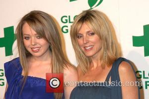Marla Maples and Guest Global Green USA's 6th Annual Pre-Oscar Party held at Avalon - Arrivals Hollywood, California - 19.02.09