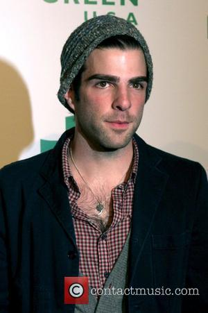 Zachary Quinto Global Green USA's 6th Annual Pre-Oscar Party held at Avalon - Arrivals Hollywood, California - 19.02.09