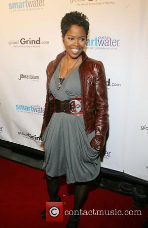 Malinda Williams The Global Grind presidential debate watch party in support of Web site Global Grind's 'Countdown to Change' election...