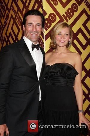 Jon Hamm and Hbo