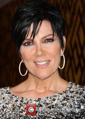 Kris Jenner arriving at the HBO Post Golden Globe Party at Circa 55, at the Beverly Hilton Hotel  Beverly...