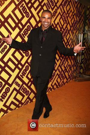Shemar Moore arriving at the HBO Post Golden Globe Party at Circa 55, at the Beverly Hilton Hotel  Beverly...