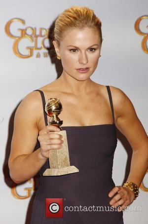 Anna Paquin 66th Annual Golden Globe Awards 2008 - Press Room held at the Beverly Hilton Hotel Los Angeles, California...