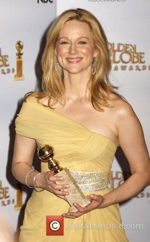 Laura Linney 66th Annual Golden Globe Awards 2008 - Press Room held at the Beverly Hilton Hotel Los Angeles, California...